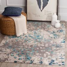 decoration circular rugs for 8 foot square rug gray and