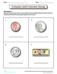Identifying Coin Values Lesson Plan Education Com