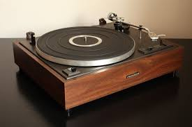 pioneer record player. vintage audio pioneer pl-12d stereo turntable vinyl record player