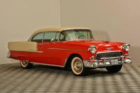 All American Classic Cars: 1955 Chevrolet Bel Air 2-Door Hardtop ...