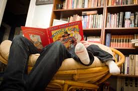 Image result for father reading to child