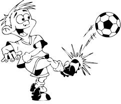 Disegni Di Sport Da Colorare Per Bambini Com Con Bambini Che Giocano