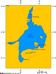 Lake Simcoe Depth Chart Lake Simcoe Wikipedia