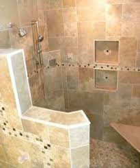 Doorless shower in a manageable size with natural light! Description from  pinterest.com.