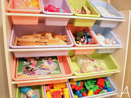 kids toy closet organizer. In My Daughter\u0027s Closet I Placed A Toy Rack Under Her Clothes So That At The End Of Day Toys Can Be Organized, Put Away And Then Hidden Behind Kids Organizer