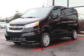 New 2015 Chevy City Express Now In Boston, MA