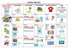 Summer Camp The Chai Center