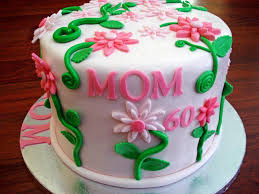 60th Birthday Cake Ideas For Mom Classic Style 60th Birthday