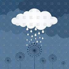 Image result for rain cloud clipart