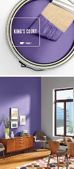 Light Purple Living Room Ideas Color Of The Month Kings Court Paint Colors For Living