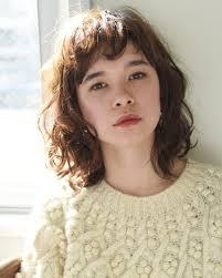 おしゃれヘアの新定番波ウェーブパーマのスタイル紹介 Arine アリネ