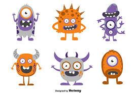 funny cartoon monsters