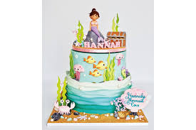 The Best Kids Birthday Cakes In Singapore Young Parents