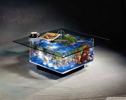 glass coffee table designs. Fish Tank Acrylic Coffee Table Design ❥❥❥ Http://bestpickr.com/cool-unique- Coffee-tables-unusual-ideas Glass Coffee Table Designs