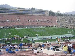 Rose Bowl Seating Chart Ucla Football Ucla Football Tickets 2019 Bruins Schedule Buy At Ticketcity