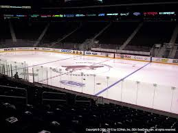 Gila River Arena View From Lower Level 110 Vivid Seats