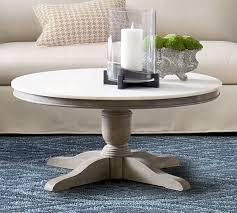 alexandra 39 round marble coffee table