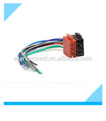 list manufacturers of car radio wiring connector buy car radio factory price iso car radio wire cable wiring harness stereo adapter connector