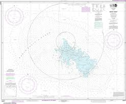 Noaa Nautical Chart 19441 Maro Reef