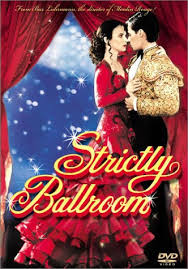 strictly ballroom topics dance world