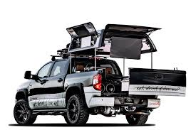 Tim Love Toyota Tundra by Divine 1 Customs - 2014 SEMA - YouTube