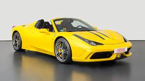 Ferrari 458 Speciale Aperta Mechatronik Qualität Perfektion Und Leidenschaft