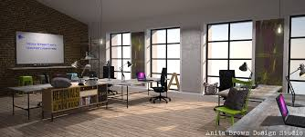 office design space. Urban Chic Office Design 2 Space