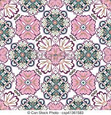 Pattern In Spanish Unique Spanish Traditional Ornament Mediterranean Seamless Pattern Tile