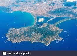 Argentario Halbinsel Stockfotos und -bilder Kaufen - Alamy