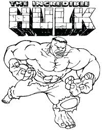 incredible hulk printable coloring pages incible incible free printable incredible hulk coloring pages