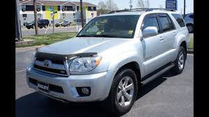 2008 Toyota 4Runner V8 Limited 4WD Walkaround, Start up, Tour and ...