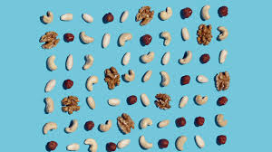Low Fat Nuts Chart The Healthiest Nuts For Your Body Health
