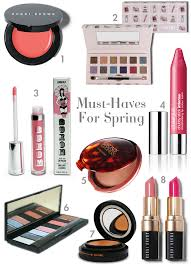 must have bright spring colors for 2016 makeup for your wishlist