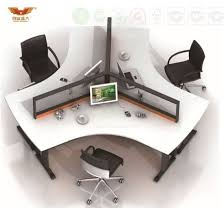 modern office table design. Modern Office Table Design Cubicles Partitions (Workstation 002)
