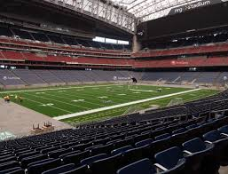 Nrg Stadium Section 131 Seat Views Seatgeek