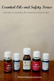Muji Essential Oil Chart Why Essential Oils Need To Be Used Safely Why Im