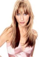 účesy Pro Dlouhé Vlasy Fotografie Obrázky Střihy Fotogalerie