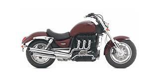 2007 triumph rocket iii motorcycle cruiser