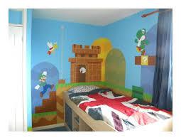 Super Mario Bedroom Super Mario Room Mural Youtube For Super Mario Bedroom Super