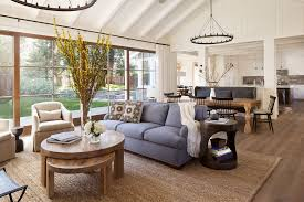 Interior Designers Northern California A Rustic Chic Family Home Made For Indoor Outdoor Living