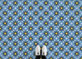 Morrocan Pattern Adorable Tangier Atrafloor
