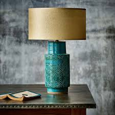 interior green lamp base attractive lamps astounding emerald table pertaining to 16 from green lamp