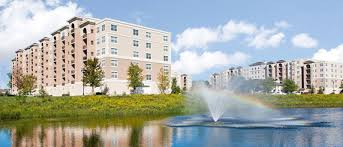 amli at museum gardens furnished apartments in vernon hills il community exterior