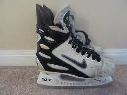 Nike Ice Skate Size Chart Size 4 Y Nike Zoom Air Ice Hockey Skates Gretzky Fedorov Ebay