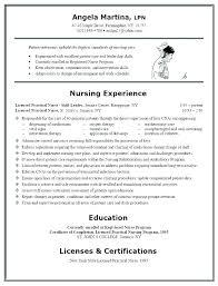 Nursing Resumes Examples Free Print New Grad Nursing Resume Graduate