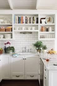 Crisp & Classic White Kitchen Cabinets