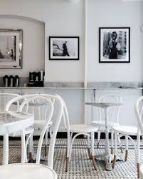black and white frames images add sophistication to monochrome colour palette restaurant
