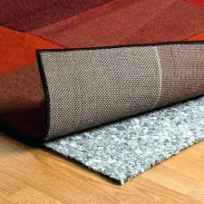 target rug pad runner rug pads runner rug pad medium size of hardwood floor pads for