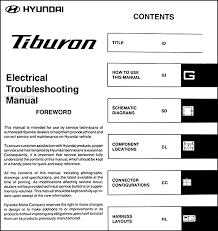 2005 hyundai tiburon wiring diagram schema wiring diagrams Hyundai Tiburon Wiring-Diagram 2005 hyundai tiburon electrical troubleshooting manual original 2009 hyundai santa fe wiring diagram 2005 hyundai tiburon