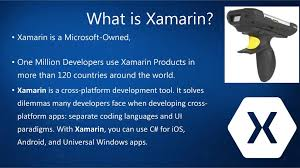 What Is Xamarin Introduction To Xamarin C Everywhere Ppt Download